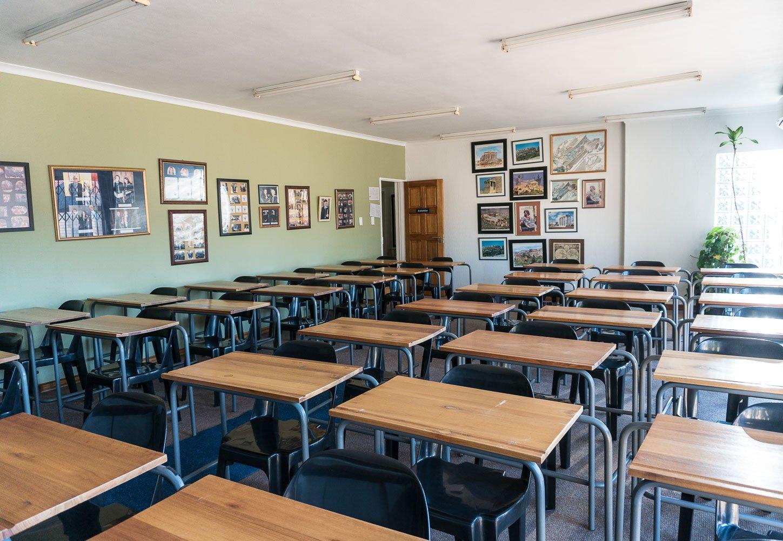 Katapult Business School - Classroom interior classroom